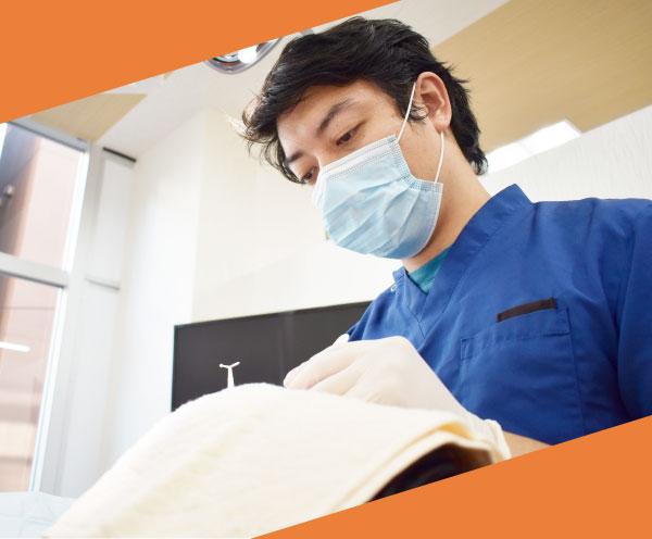 ビーノ御徒町歯科クリニック 専門性の高いチーム医療